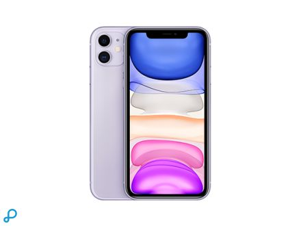 iPhone 11 64GB - Paars