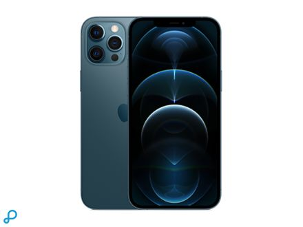iPhone 12 Pro Max 128GB - Oceaanblauw