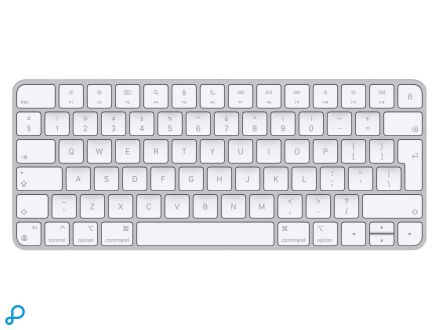 Magic Keyboard Internationaal Engels