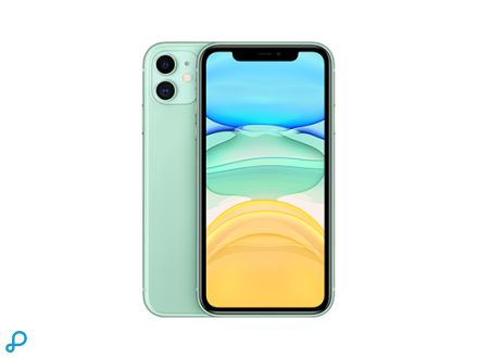 iPhone 11 128GB - Groen