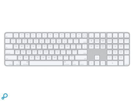 Magic Keyboard met Touch ID en numeriek toetsenblok voor Macs met Apple Silicon - US Engels