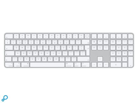 Magic Keyboard met Touch ID en numeriek toetsenblok voor Macs met Apple Silicon - Nederlands