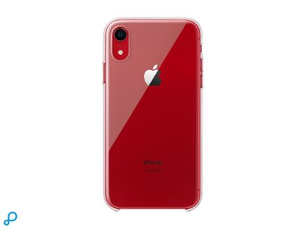 iPhone Xr Transparante Hoes