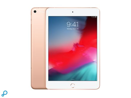 iPad mini: Wi-Fi + 4G - 256GB - Goud