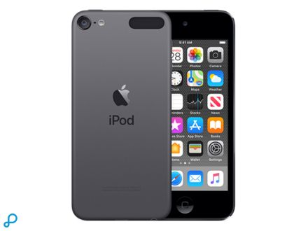 iPod touch: 128GB - Space Grijs