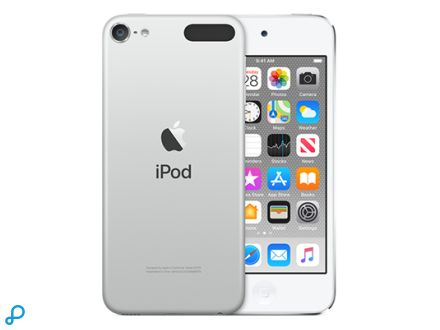 iPod touch: 128GB - Zilver