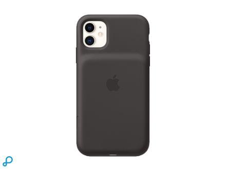Smart Battery Case met draadloos opladen voor iPhone 11 - Zwart