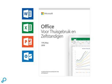 Microsoft Office Home & Business 2019 - Nederlands