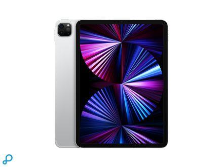 11-inch iPad Pro, Wi-Fi + Cellular, 128 GB, zilver