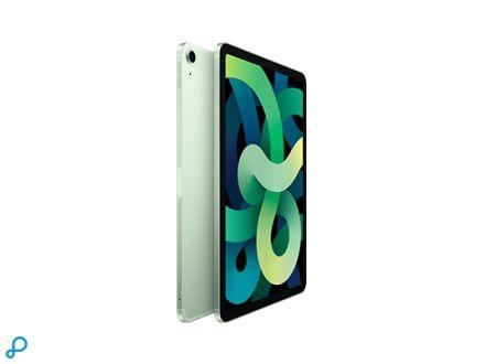 10,9-inch iPad Air, Wi-Fi + Cellular, 64 GB, groen