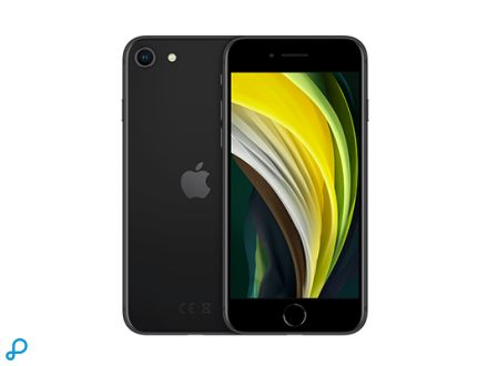 iPhone SE 256GB - Zwart