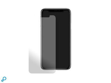 MW Glass 2.5D standaard voor iPhone SE 2020