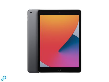 10,2-inch iPad , Wi-Fi, 32 GB, spacegrijs