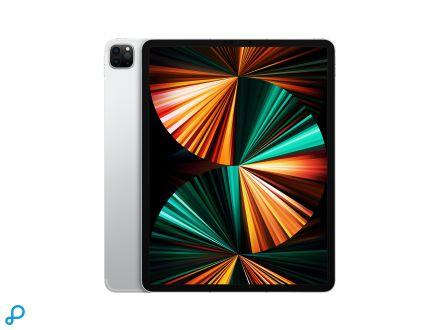 12,9-inch iPad Pro, Wi-Fi + Cellular, 128 GB, zilver