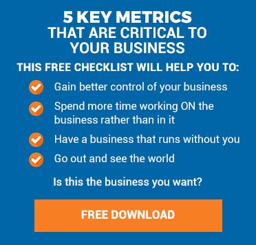 5 Key Metrics of Business