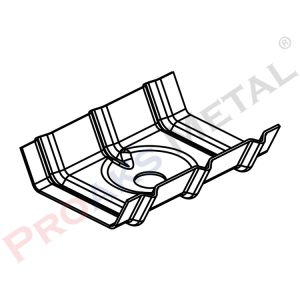 Roof Hanger, Sandwich Panel Mounting Material, Properties, Dimensions
