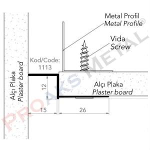 Z Profile Galvanized Aluminum Pvc, Application, Dimensions, Price