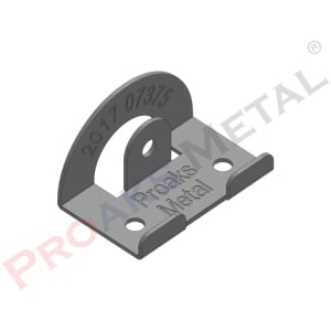 Composite Panel Clips Stainless Galvanized Fuga Material