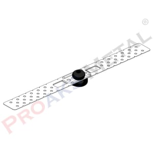 Acoustic Hanger Noise Control Suspended Ceiling Wall Accessory