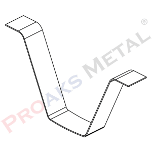 Clip in Pressure Wedge, Edge Printing Spring Profile Accessory