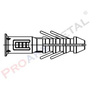Pb Plastic Plug 8mm