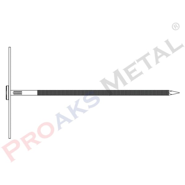 Isolation Fixation Pins, Fixing Pin, Standard Products, Dimensions, Price
