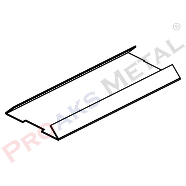 Clip in Connection Piece, Product Used To Extend Profiles