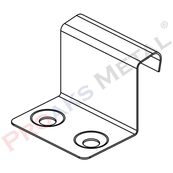 Clamp Roof Clips, Fixed Clip, Movable Units, Price