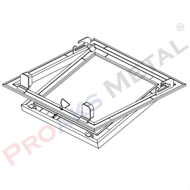 Access Panel Proline Plasterboard
