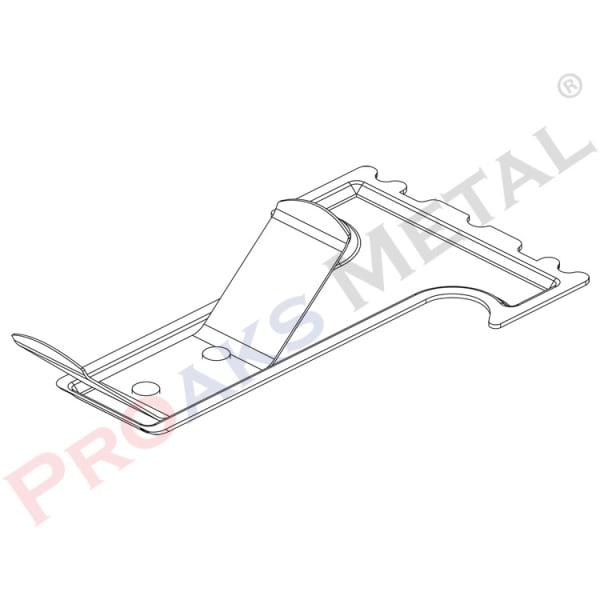 T Quick Hanger, Ceiling Drywall Profile Transportation MFP
