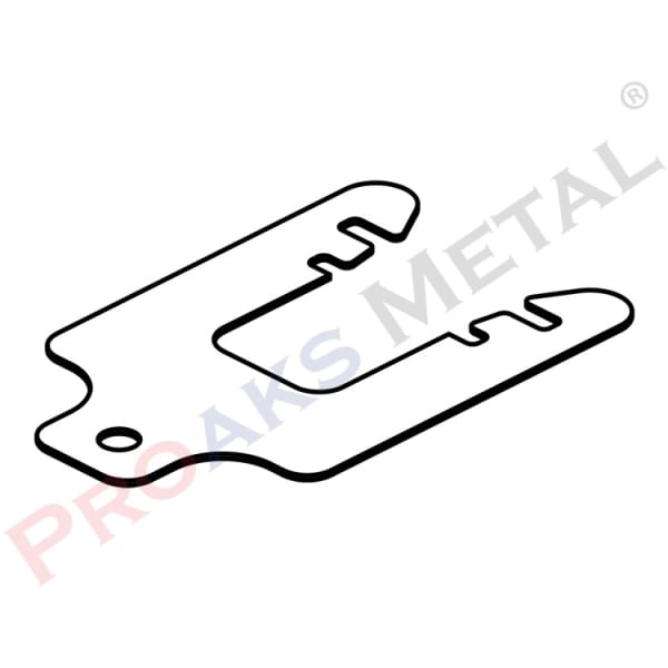 Sheet Iron Quick Hanger, Profile Suspended Ceiling Connection Material