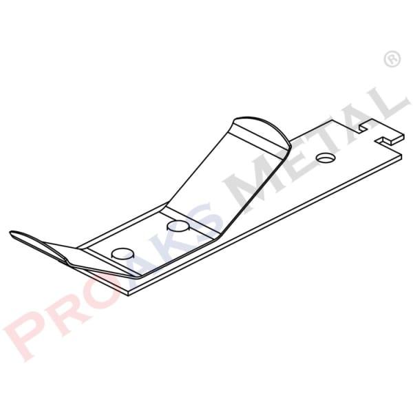 Lamel 85 Hanger Suspended Ceiling Gypsum Board Drywall C Profile