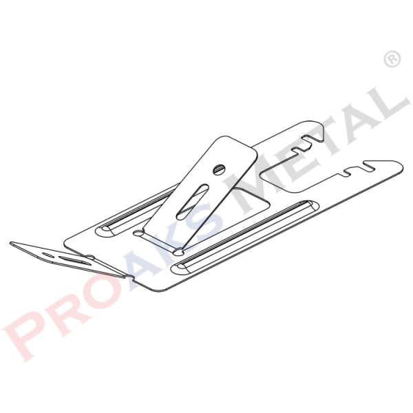 Steel Quick Hanger, Clip in Suspended Ceiling Applications Used Product