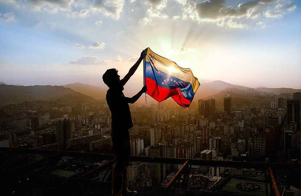 Devuélveme a mi Venezuela