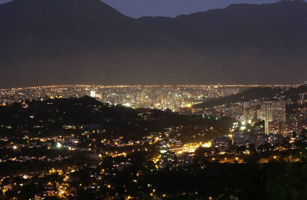 La langosta se ha posado en Venezuela