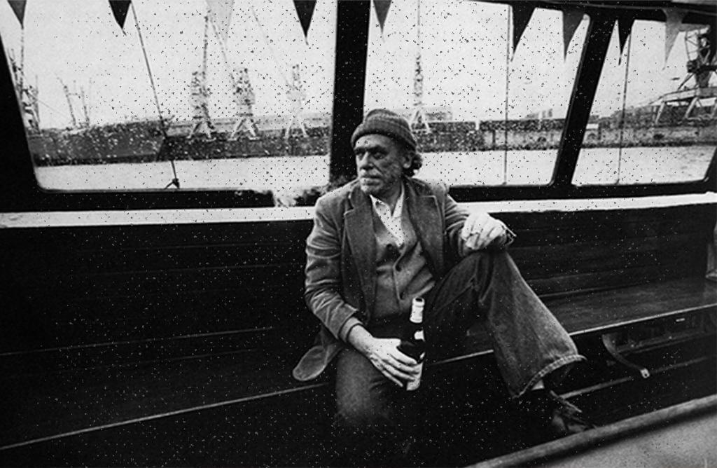 Charles Bukowski me ha presentado a un gran escritor.