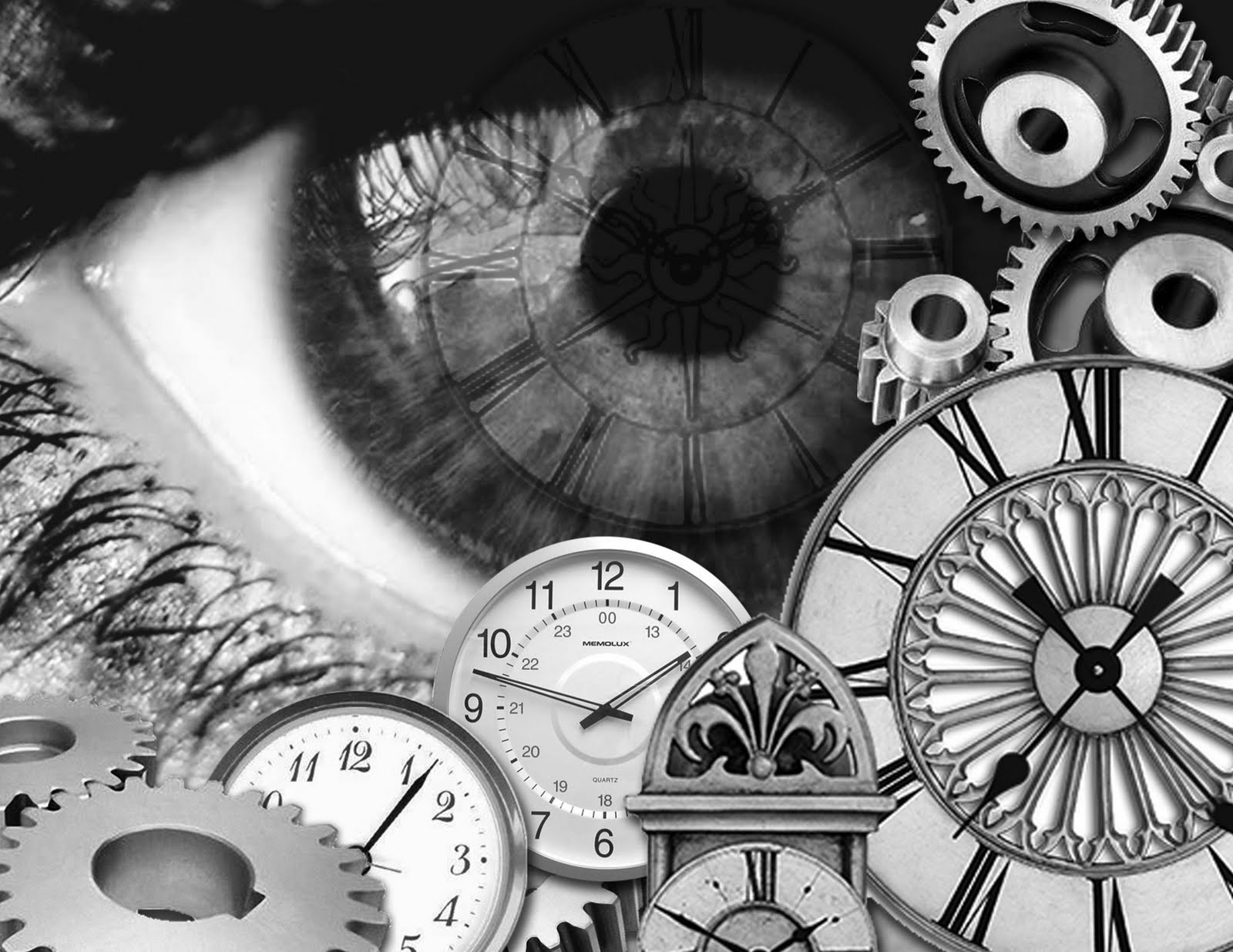 El tiempo: El fenómeno natural más cruel que conozco.