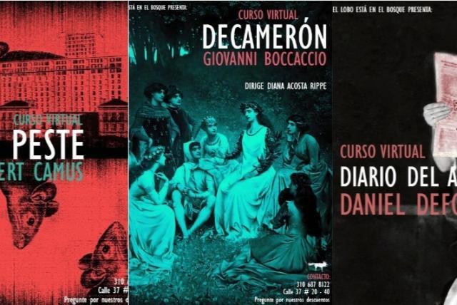 Pestes y pandemia en la Literatura: Boccaccio, Camus y Dostoyevski