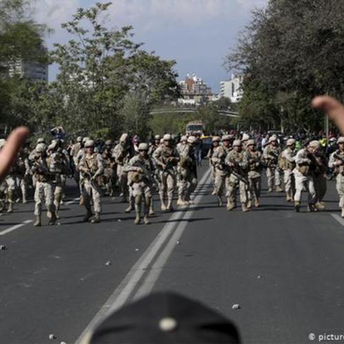 Crónicas de un Chile despierto: Guerra