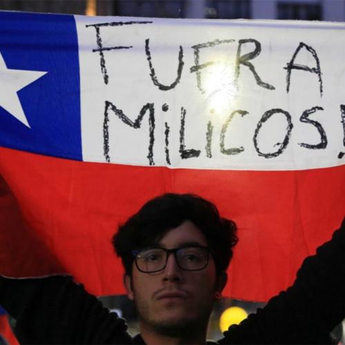 Divide y vencerás: Chalecos amarillos en Chile