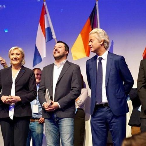 Un fantasma recorre Europa: la amenaza del neofacismo y la extrema derecha.