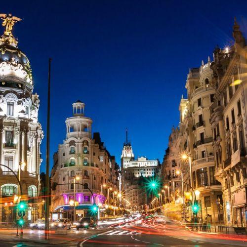 Madrid: Ciudad de sueños rotos