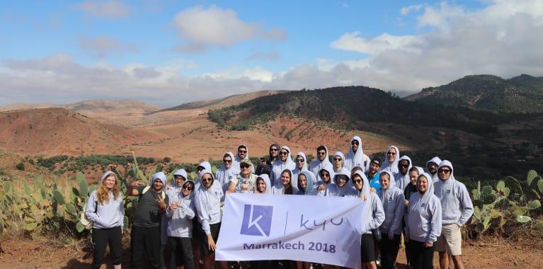 kyu marrakech amanar agafay desert