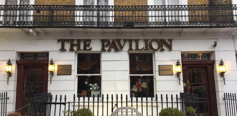 Pavilion hotel londres