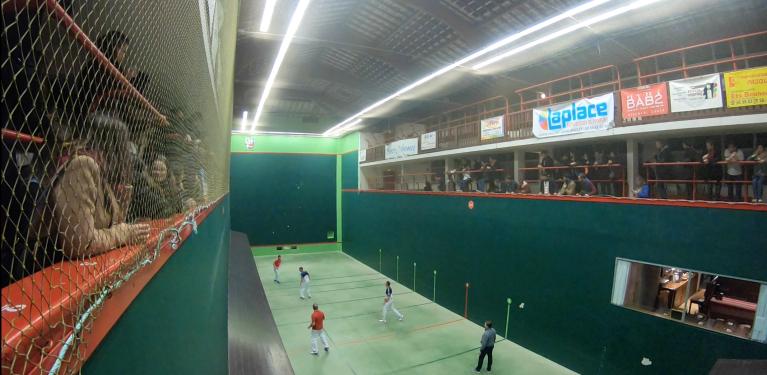 pelote basque biarritz vertone