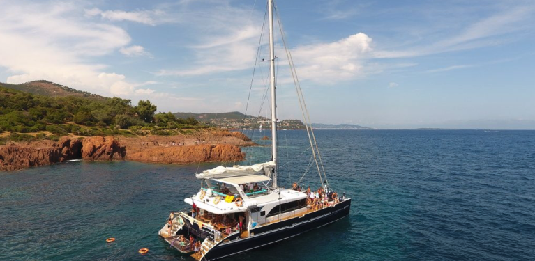 Maxi Catamaran Cannes