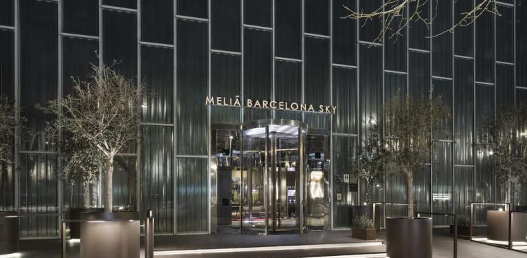 melia sky hotel barcelone