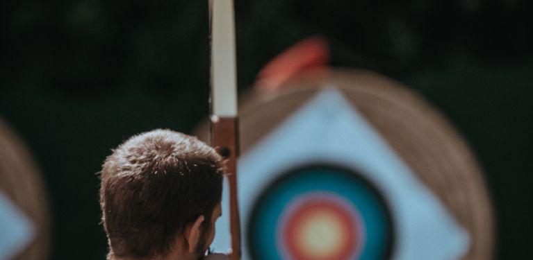 archery tag lisbonne tir à l'arc