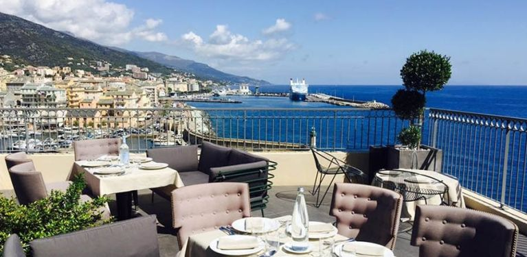 Gouverneurs Hotel Bastia Corse