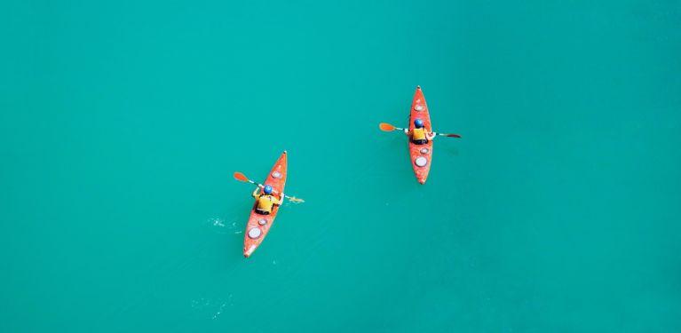 kayak mer